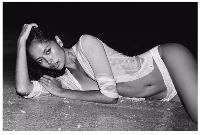 Charlene Almarvez perfect body