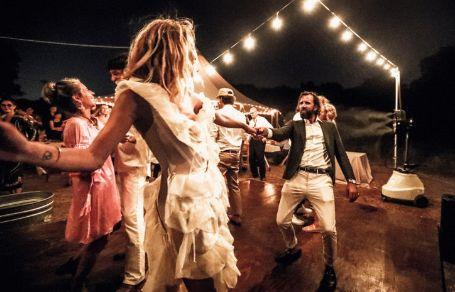 Erin Wasson wedding