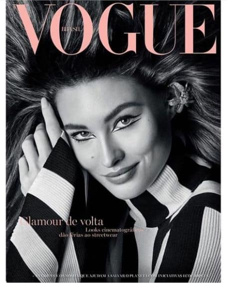 Grace Elizabeth Vogue, Magazine