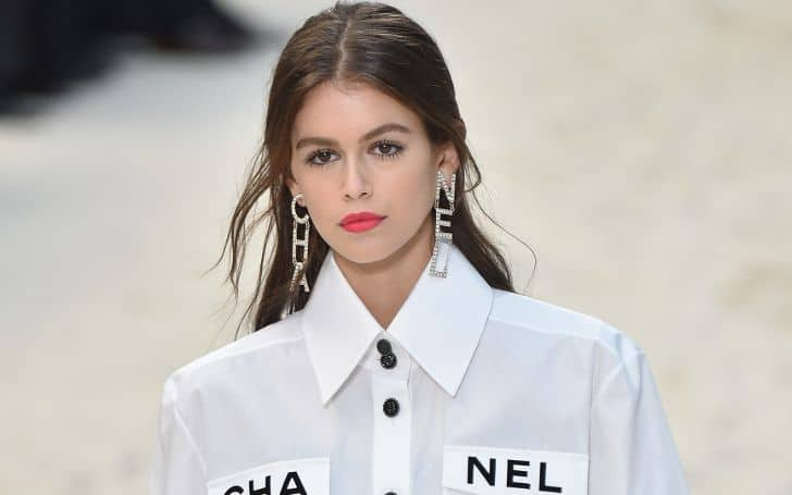 Kaia Gerber age, height, body measurement, net worth