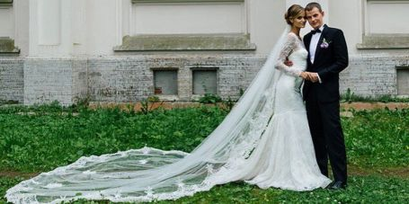 Kate Grigorieva wedding, husband, spouse, divorce