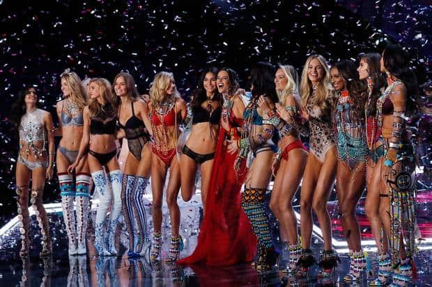 Hottest Victoria's Secret Models.