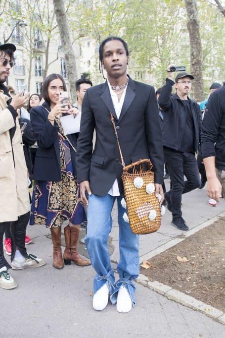 A$AP Rocky style