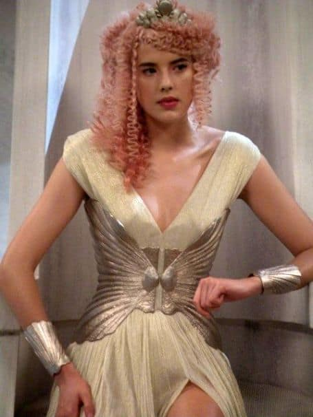 Agyness Deyn in Clash of Titans