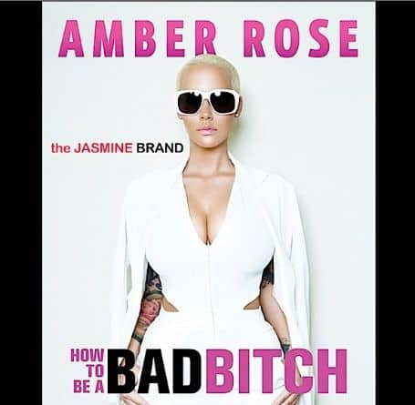 Amber Rose author
