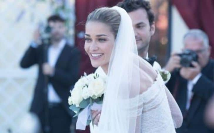 Ana Beatriz Barros husband, wedding, married, children, spouse,