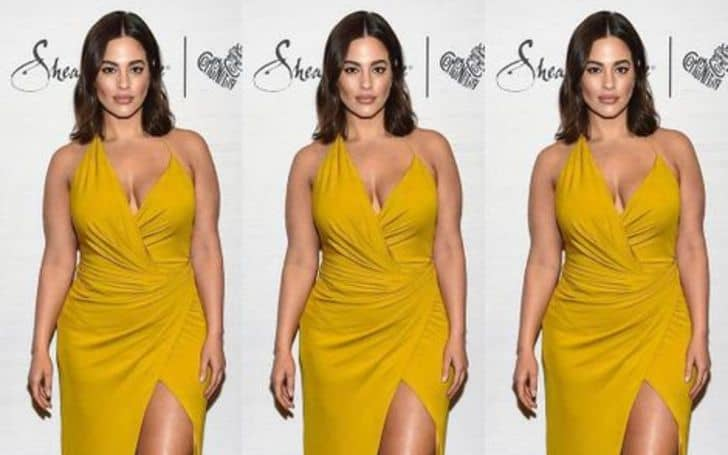 Ashley Graham plus size model, wiki
