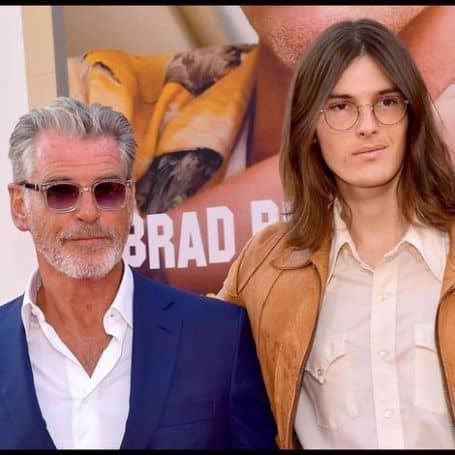 Dylan Brosnan parents