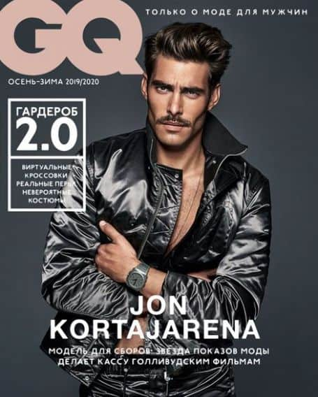 Jon Kortajarena career