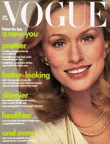 Lauren Hutton Vogue, magazines