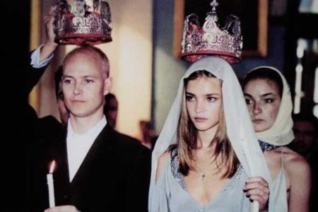 Natalia Vodianova wedding, ex-husband