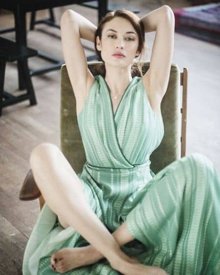 Olga Kurylenko boyfriend, husband, married