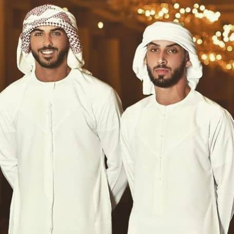 Omar Borkan Al Gala brother