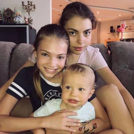 Zhenya Kotova sibling