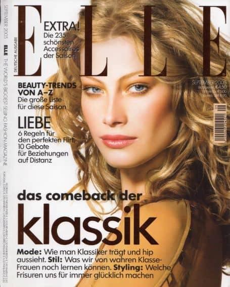 Alyssa Sutherland cover magazine