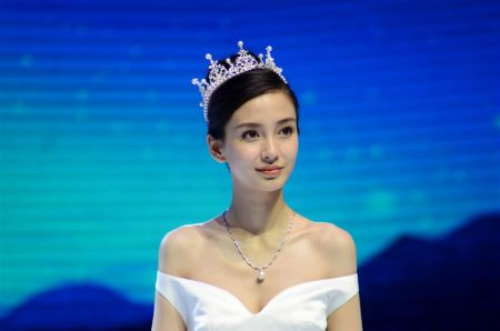 Angelababy age, height, wiki-bio