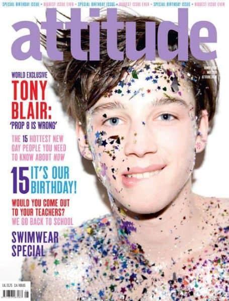 Ash Stymest cover magazine
