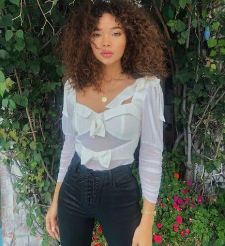 Ashley Moore age, height