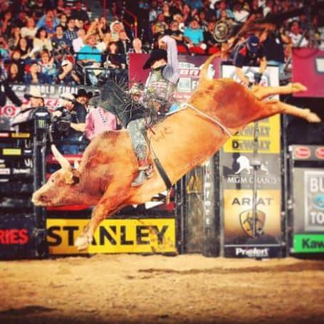 Bonner Bolton bull rider