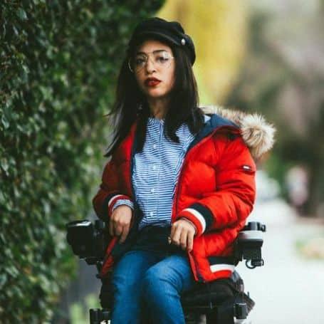 Jillian Mercado physical disability