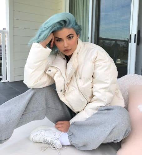 Kylie Jenner age, height