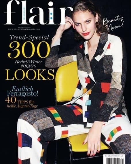 Maggie Jablonski cover magazine