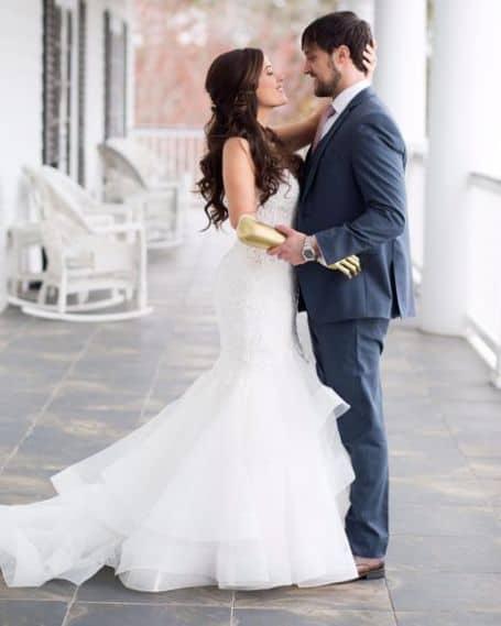 Rebekah Marine husband