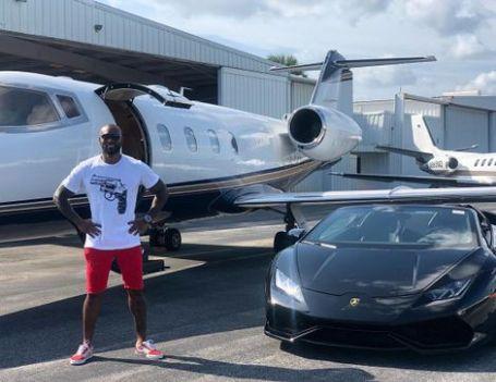 Tyson Beckford net worth