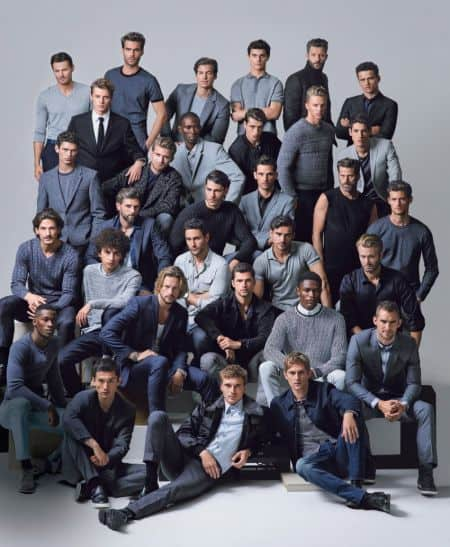 Top 13 male Model to watch out in 2020!