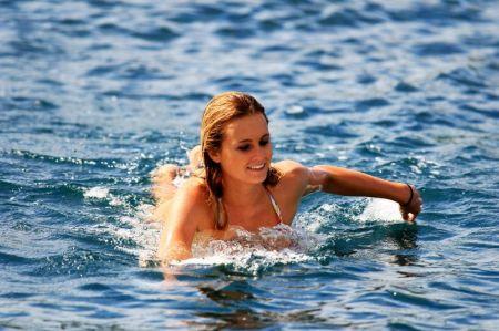 Alana Blanchard career, surfing, model