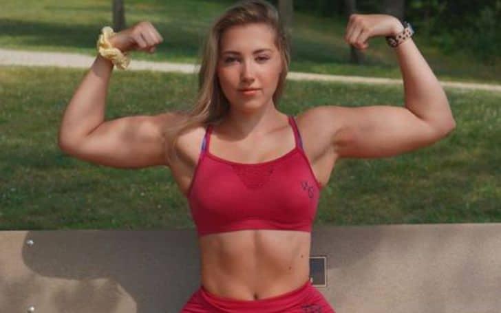 Alice Klomp age, height, body