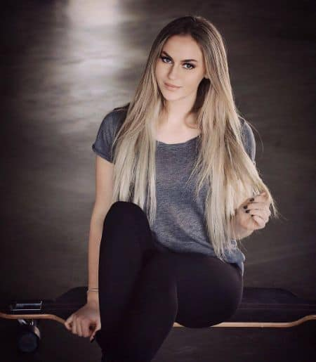 Anna Nystrom professional life