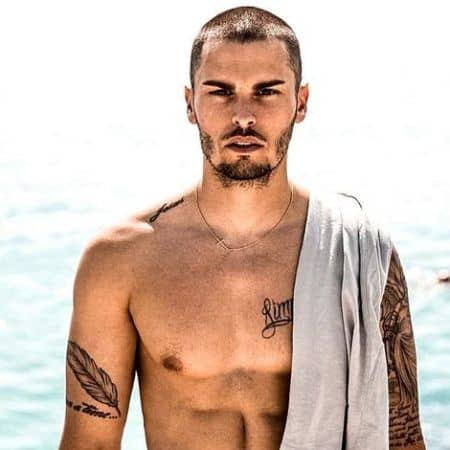 Baptiste Giabiconi height