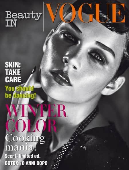 Britt Kline cover magazine