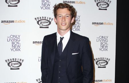 Callum Turner career, modeling