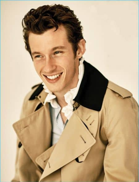 Callum Turner bio, age, height, wiki