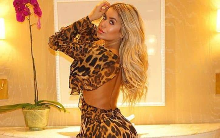 Chantel Zales age, height, body, career