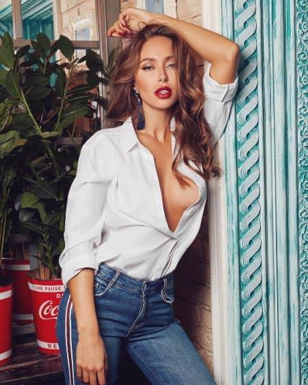 Galinka Mirgaeva professional life, career, modeling, photoshoot