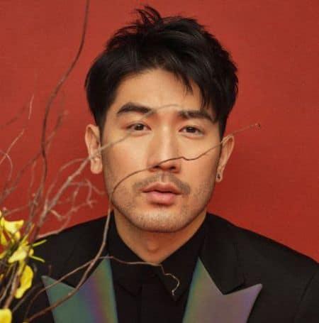 Godfrey Gao age