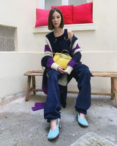 Irene Kim height