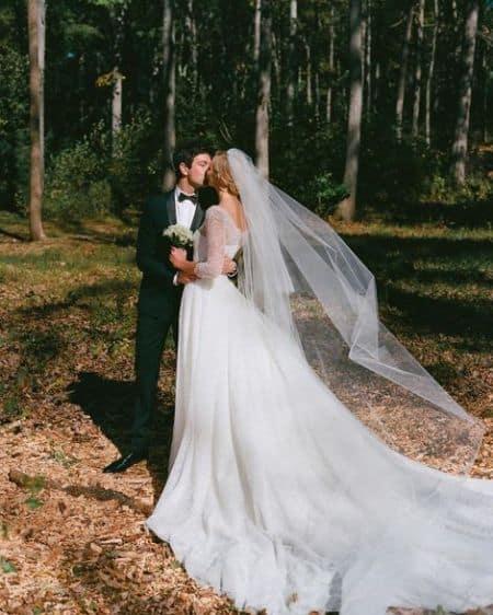 Karlie Kloss married