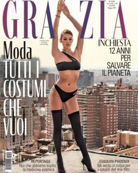 Lorena Rae cover magazine