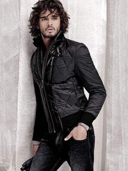 Marlon Teixeira career, modeling, photoshoot