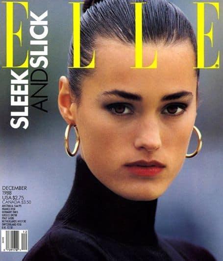 Yasmin Le Bon cover magazine