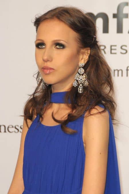 Allegra Versace bio, age, height, wiki