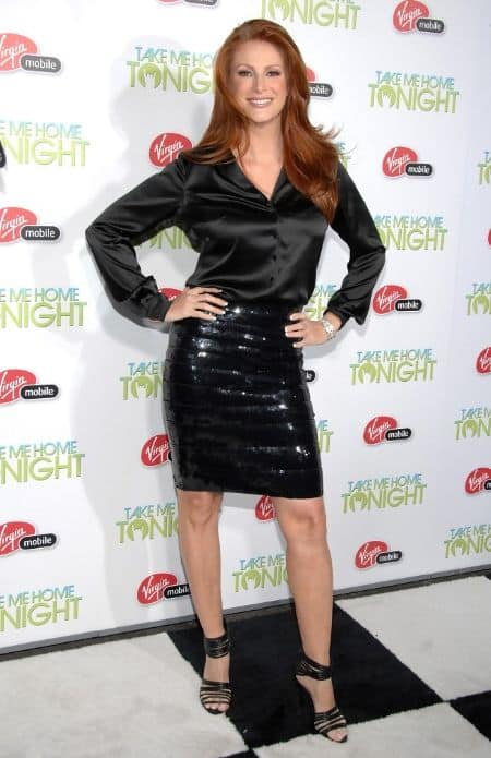 Angie Everhart career