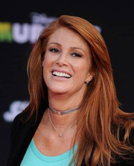 Angie Everhart bio, net worth