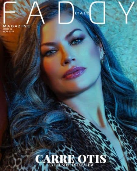Carre Otis magazine