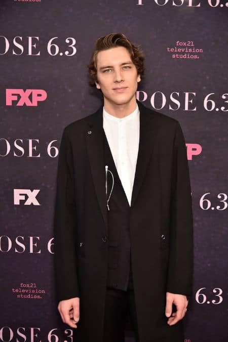 Cody Fern career, modeling, photoshoot