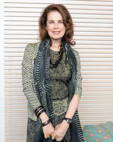 Dayle Haddon bio, net worth
